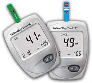 Прибор для определения холестерина